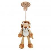 Teddykompaniet Diinglisar Wild Clip Lejon One Size