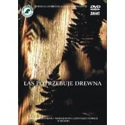 Las potrzebuje drewna - DVD