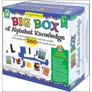 Big Box of Alphabet Knowledge Educational Board Game by Key Education
