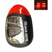 Futaba Solar Power LED Bicycle Tail Lamp