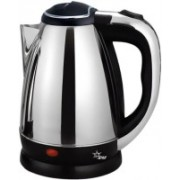 NamZstyle ®Pour Over Drip Coffee and Tea, 1500W 1.8 Litre Water Boiler Cordless Stainless Steel Tea Heater with Auto Shut Off & Boil Dry Protection Electric Kettle (1.8 L, Silver) Electric Kettle(1.8 L, Silver)