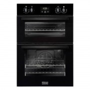 Stoves BI900 MF Black Double Built In Electric Oven