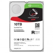 Festplatte Seagate IronWolf 3.5'' HDD 10TB 7.2KRPM SATA III 6Gb/s 256MB | ST10000VN0004