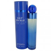 Perry Ellis 360 Very Blue Eau De Toilette Spray 3.4 oz / 100.55 mL Men's Fragrances 536349