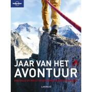 Reisgids Jaar van het Avontuur - Lonely Planet | Lannoo