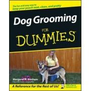 Dog Grooming For Dummies by Margaret H. Bonham