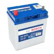 Bosch S4 12V 40Ah 330A Bal+ ázsiai autó akkumulátor