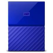 WD My Passport Externe Harde Schijf WDBYNN0010BBL-WESN - 1TB - Blauw