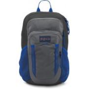 JanSport Node 27 L Laptop Backpack(Grey, Blue)