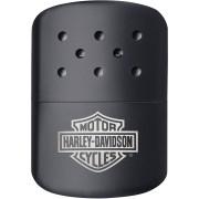 Hand Warmer Black Harley Davidson