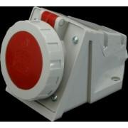 Priza aplicata trifazata 5 X 32A 400V IP67 IZG 3253 SEZ