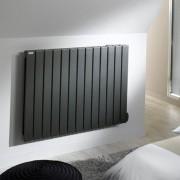 ACOVA Radiateur électrique ACOVA - FASSANE Premium Horizontal 1500W à tubes verticaux - THXD150-118/GF