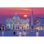 Puzzle catedrala Sfantul Petru - Roma, 3000 piese Ravensburger