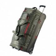 Caribee Bolsa de viaje con ruedas scarecrow dx 100l forest olive