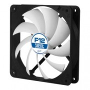 Вентилатор 120mm, Arctic Fan F12 Silent, 3-пинов, 800rpm