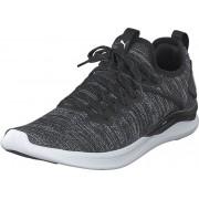 Puma Ignite Flash Evoknit Puma Black-asphalt-puma White, Skor, Sneakers & Sportskor, Löparskor, Svart, Herr, 42