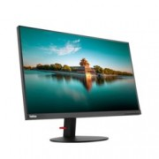 "Монитор Lenovo ThinkVision P27h, 27"" (68.58 cm) IPS панел, WQHD, 4ms, 1 000:1, 350cd/m2, DisplayPort, HDMI, USB Type C"