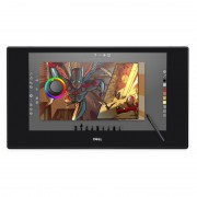 KV2718D tablette graphique 598,74 x 337,66 mm Bluetooth Noir