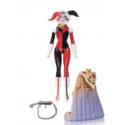 DC Collectibles Comics Designer Series: Amanda Conner Spacesuit Harley Quinn Action Figure