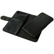 Gear magnetiskt 2-i-1 plånboksfodral till iPhone X/XS