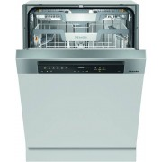 Miele G7315 SCi XXL AutoDos CleanSteel Built In Semi Integrated Dishwasher