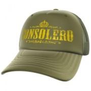 Gamerswear Consolero Trucker Cap - Verde Oliva