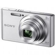 Digital Camera DSC-W830 Silver + 8GB карта