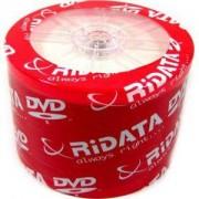 DVD-R RiData 120min./4,7Gb 16X (Printable) - 50 бр. в целофан