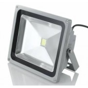 Proiector LED SMD 50W Economic 6500K Lumina Rece 220V de Interior si Exterior Rezistent la Apa IP65 Iluminare pt Casa