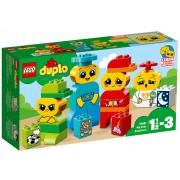 PRIMELE MELE EMOTII - LEGO (10861)