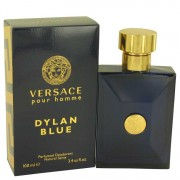 Versace Pour Homme Dylan Blue Deodorant Spray 3.4 oz / 100.55 mL Men's Fragrances 536345