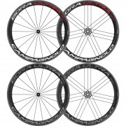 Campagnolo Bora Ultra 50 Tubular Wheelset 2018 - Campagnolo - Bright Label