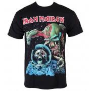 metál póló Iron Maiden - Final Frontier - ROCK OFF - IMTEE17MB