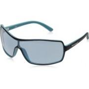 Fastrack Shield Sunglasses(Blue)