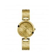 Guess Horloges Watch G Luxe W1228L2 Goudkleurig