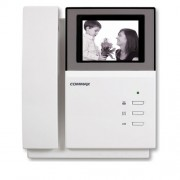 Videointerfon de interior Commax APV-4PM, 4 inch, 6 fire, aparent