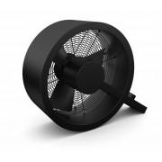 Ventilator cu suport Stadler Form Q, Inox vopsit negru, Debit 2400 mc/h