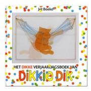 Lobbes Dikkie Dik - Het Dikke Verjaardagsboek