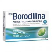 Alfasigma Spa Neoborocillina Antisettico Orofaringeo 16 Pastiglie Menta