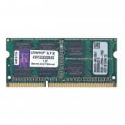 Kingston ValueRAM SO-DIMM DDR3 1333 PC3-10600 8GB CL9