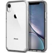 "Husa Antisoc Spigen Neo Hybrid Crystal pentru iPhone XR (6.1""), Satin Silver"