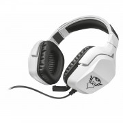 AURICULARES TRUST GAMING GXT 345 CREON 7.1 BASS VIBRATION - GRAVES ACTIVOS 40MM - MICRÓFONO - CABLE 2M USB