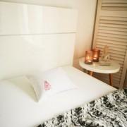 PRANA Basic Tönkölyhéj alvópárna 50x70 cm