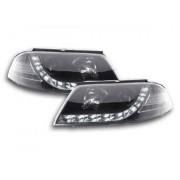 FK-Automotive faro luci di marcia diurna Daylight VW Passat tipo 3BG anno di costr. 00-05 nero