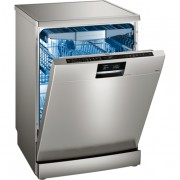 Siemens SN278I01TG - 60 cm iQ 700 speedMatic Dishwasher Zeolite Silver Inox Free delivery