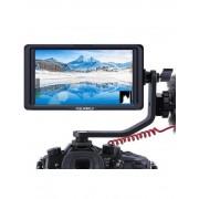 Pachet FeelWorld Monitor 5Inch Full HD 1920x1080 4K HDMI Digital Power NP F550 acumulator pentru Sony Power incarcator rapid pentru Sony
