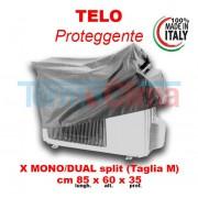 Cappottina Per Climatizzatori Condizionatori Taglia M Lungh.85cm.X Alt.60cm. X P