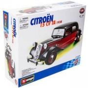 Комплект за сглобяване - Citroen 15 CV TA, Bburago KIT, 093508