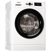 Masina de spalat rufe Whirlpool FWG71283BV, 7 kg, 1200 rpm, Display, 6th Sense, Motor SenseInverter, Clasa energetica A+++, L 60 cm, Alb