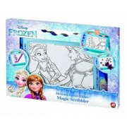 Tabla de scris Magic Scribbler mare - Frozen